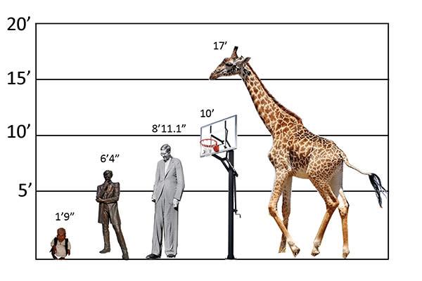 Seberapa Tinggi Robert Wadlow