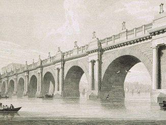 Sejarah Kelam dan Misteri Jembatan Waterloo