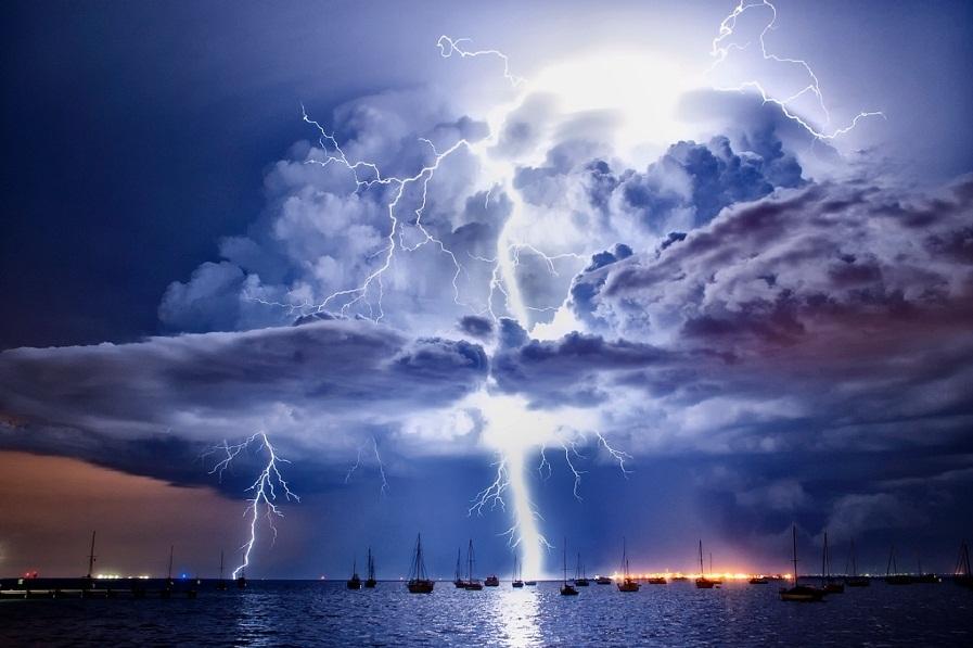 Teori SuperBolt Ledakan Pulau Bell