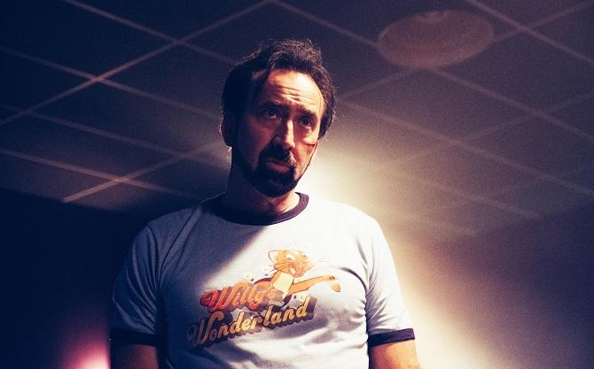 Willy's Wonderland Film Terburuk Nicolas Cage