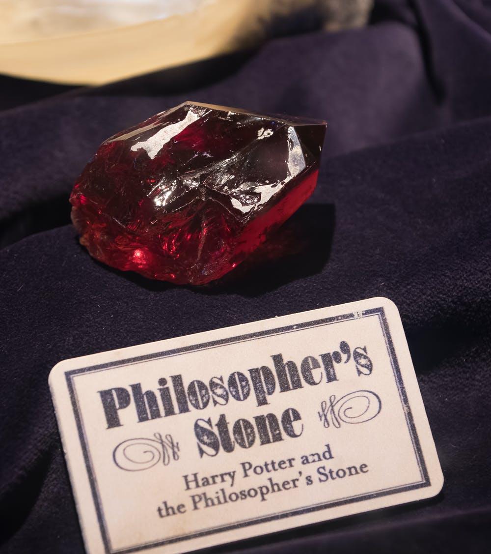 Adaptasi Batu Bertuah di Harry Potter