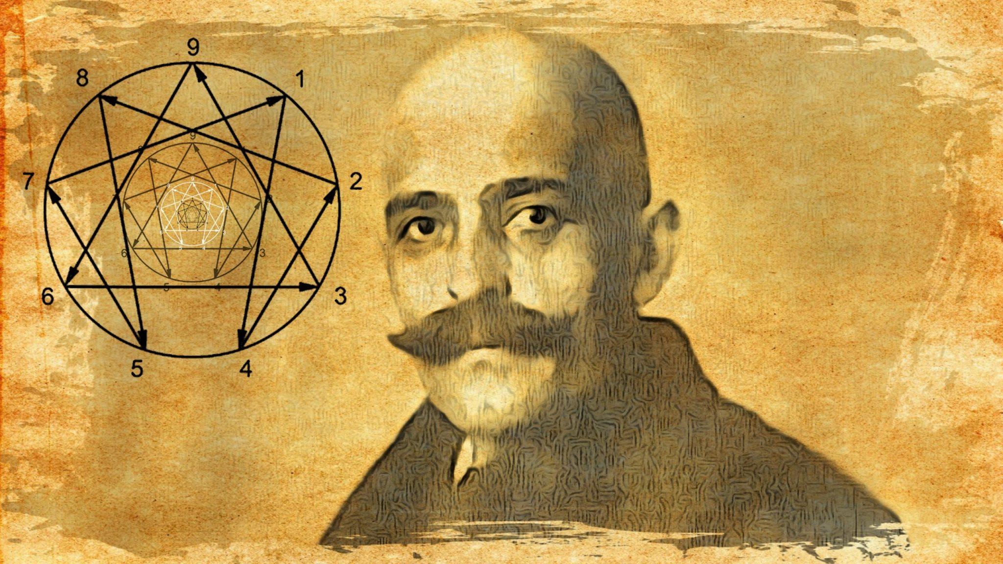 George Ivanovich Gurdjieff.