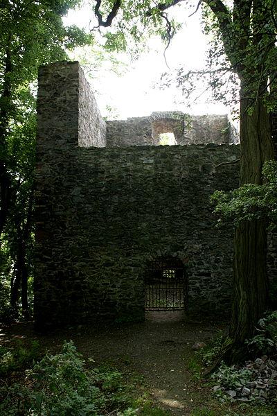Hutan Nieder Beerbach Makam Lord George