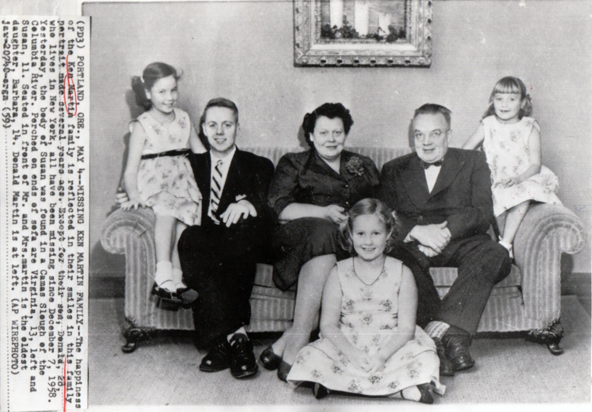Kasus Misterius Hilangnya Keluarga Martin