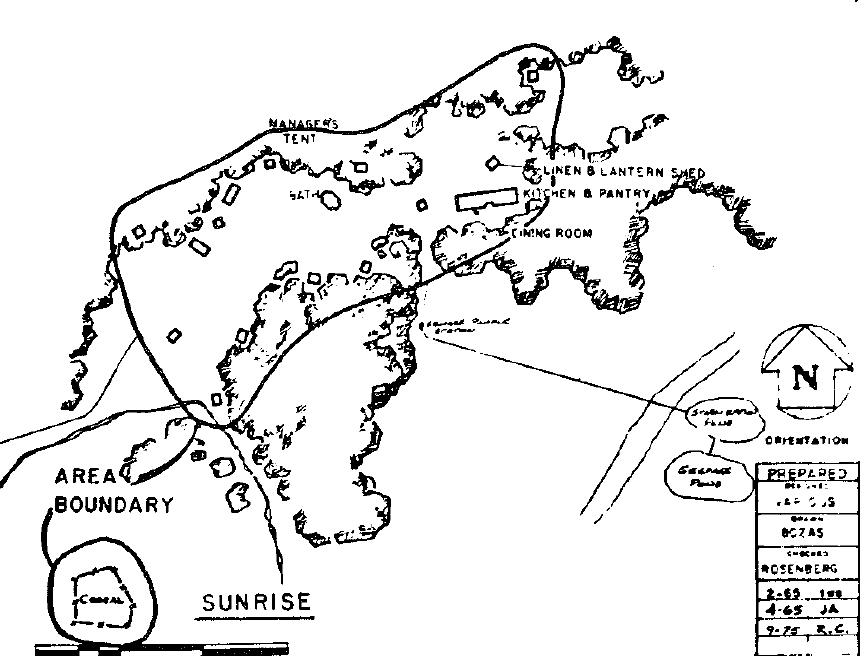 Lokasi Hllangnya Stacey Arras