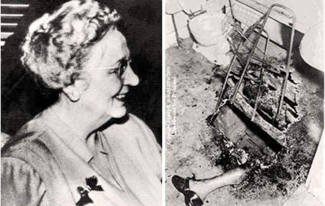 Mary Reeser, Korban Pertama Yang diketahui Mengalami Spontaneous Combustion