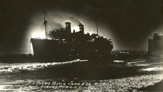 Misteri Aneh SS Morro Castle