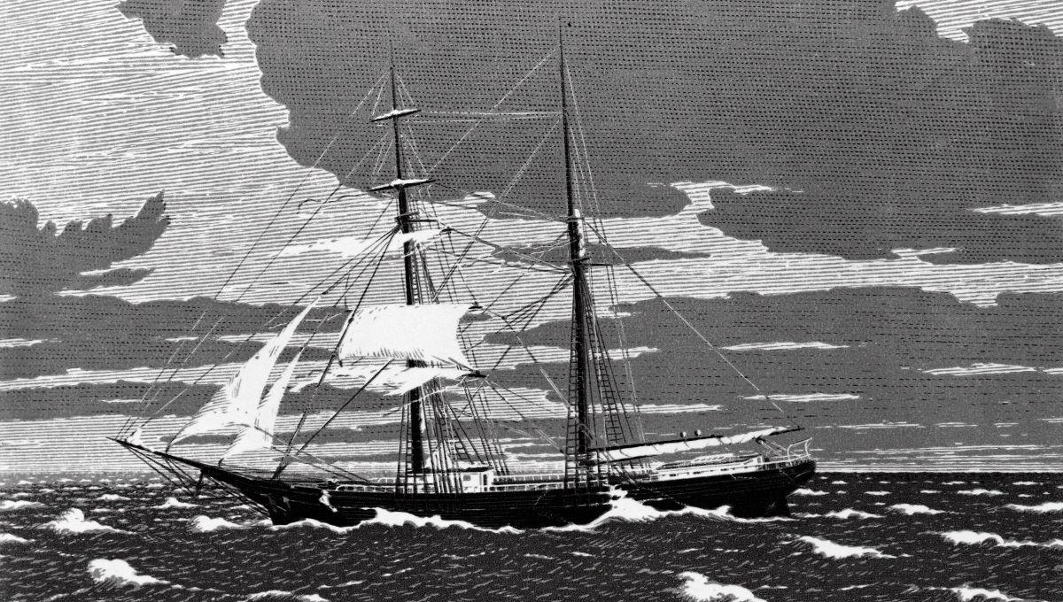 Mystery Kapal Hantu Mary Celeste
