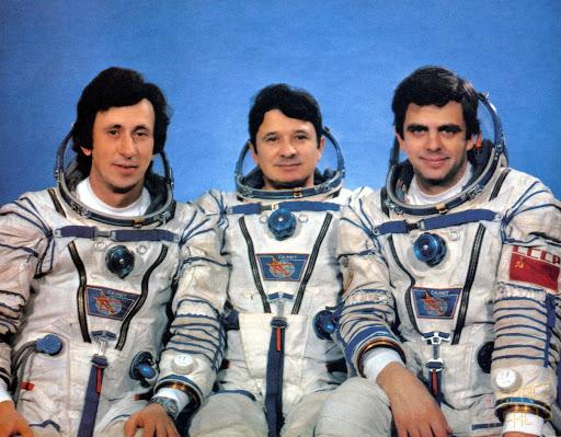 Oleg Atkov, Vladimir Solovyov, dan Leonid Kizim