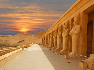 Penemuan Makam Aneh di Lembah Para Raja Mesir
