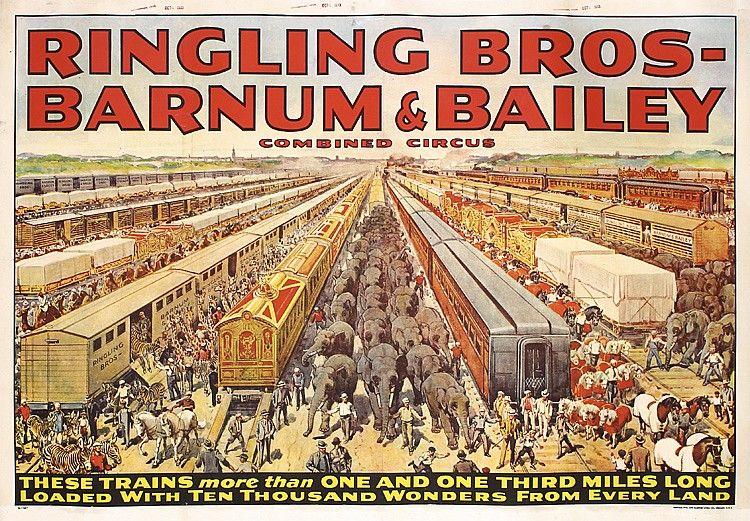 Ringling Bros, Barnum dan Bailey Circus