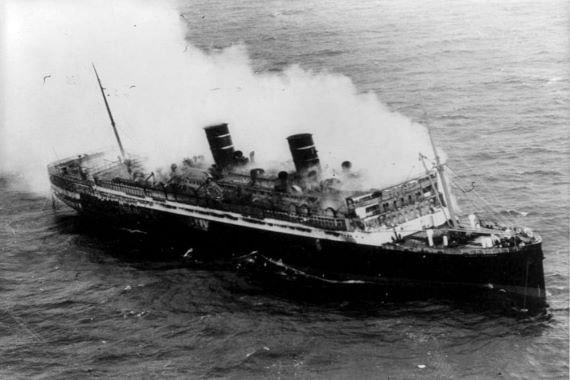 Tragedi Kapal SS Morro Castle