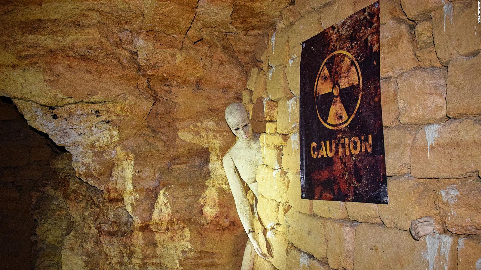 Berbagai Kisah Menyeramkan Odessa Catacombs