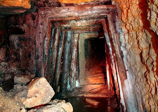 Dalam Perang Dunia II Odessa Catacombs Digunakan Untuk Eksekusi Nazi