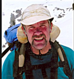 Eric Lewis Yang Hilang di Gunung Rainier