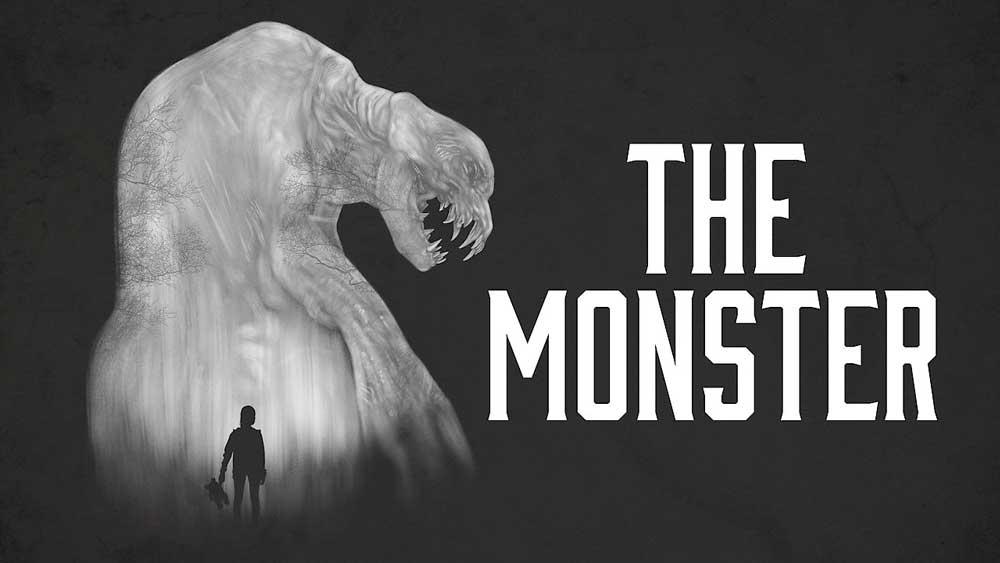 Film Horor The Monster