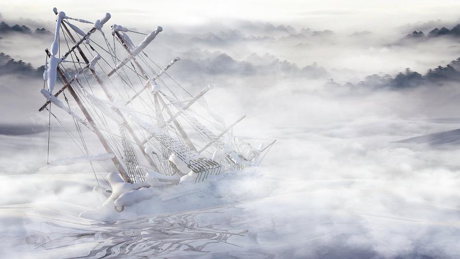 Ilustrasi Northwest Passage