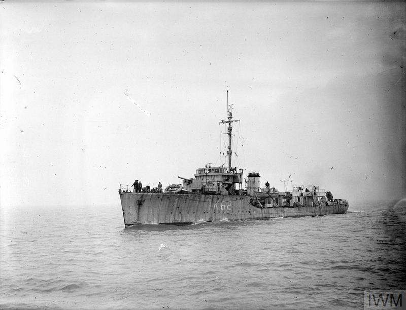 Kapal Angkatan Laut HMS Mallard