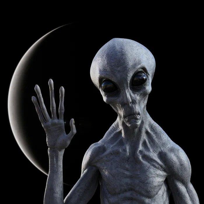 Kasus Aneh UFO dan Alien 1945