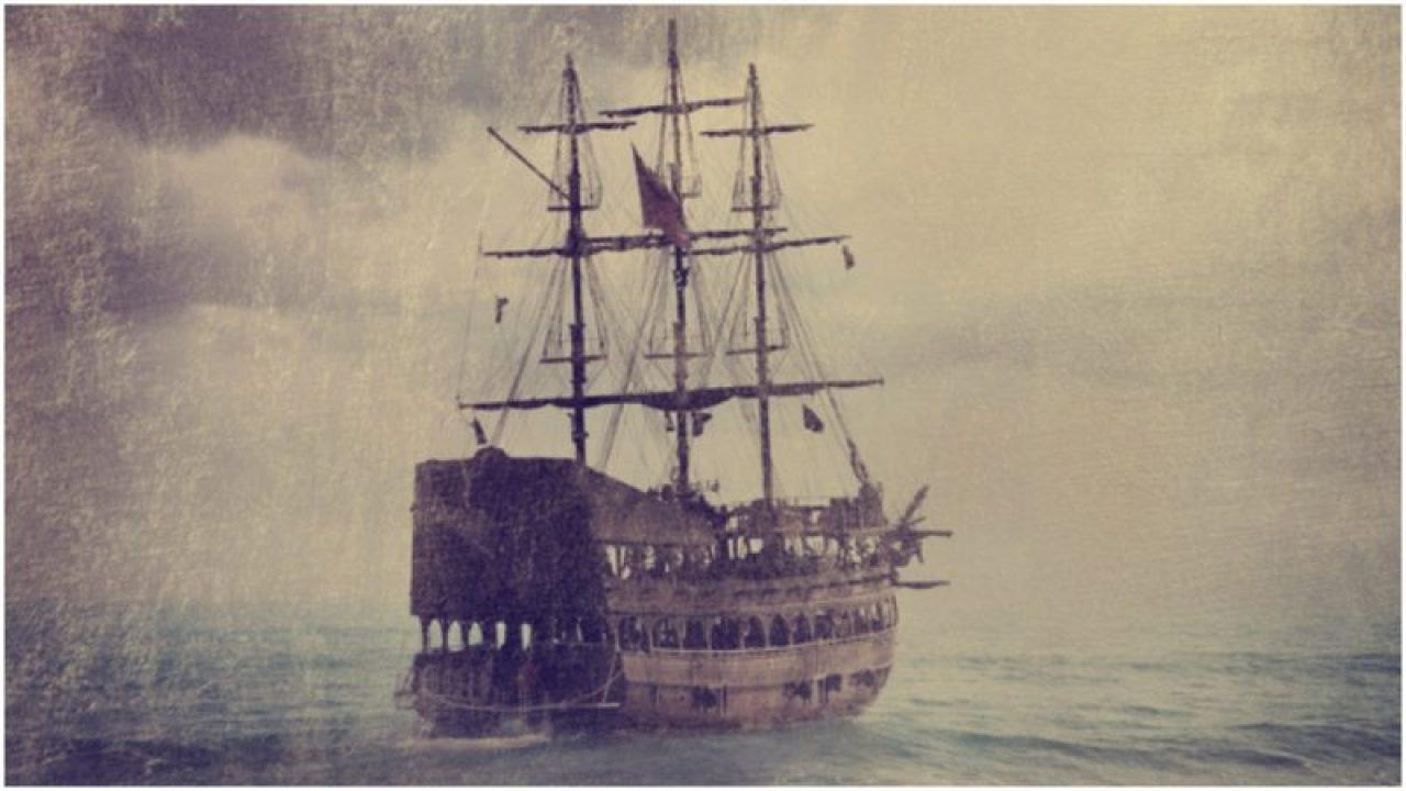 Misteri Kapal The Octavius, Yang Seluruh Penumpangnya Membeku Secara Misterius