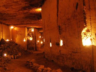 Odessa Catacombs, Fakta Mengerikan Katakomba Terbesar di Dunia
