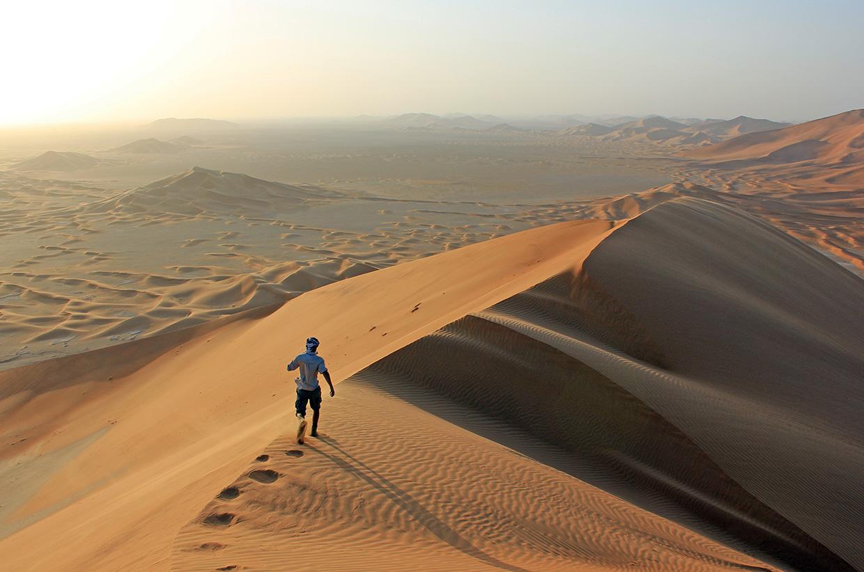 Rub al Khali atau The Empty Quarter