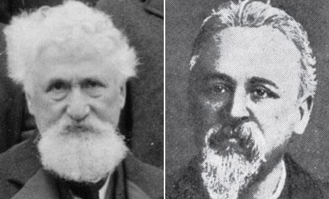 William Cantelo dan Hiram Maxin