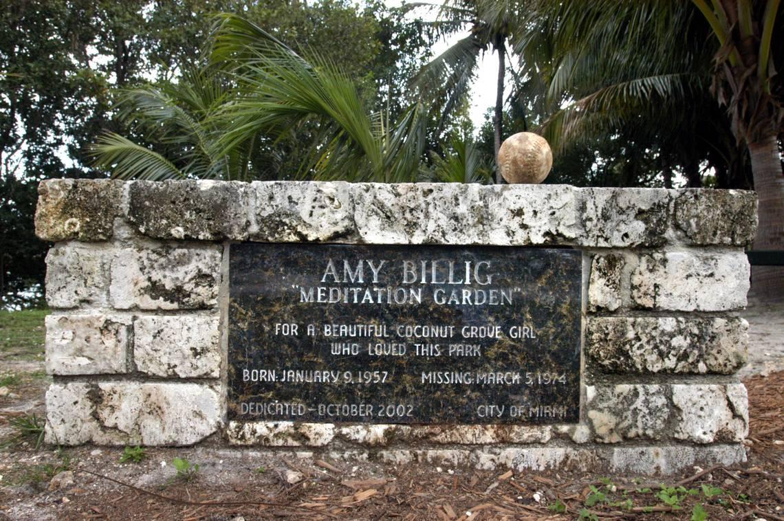 Amy Billig Mediation Garden