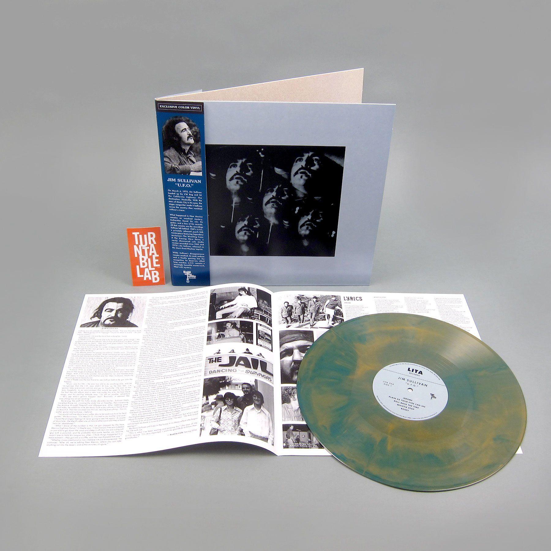 Jim Sullivan Album UFO