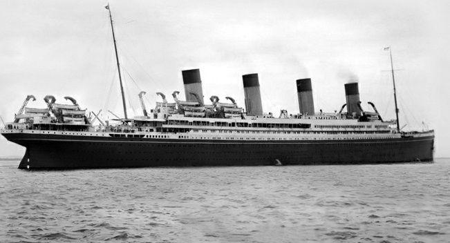 Kapal HMHS Britannic
