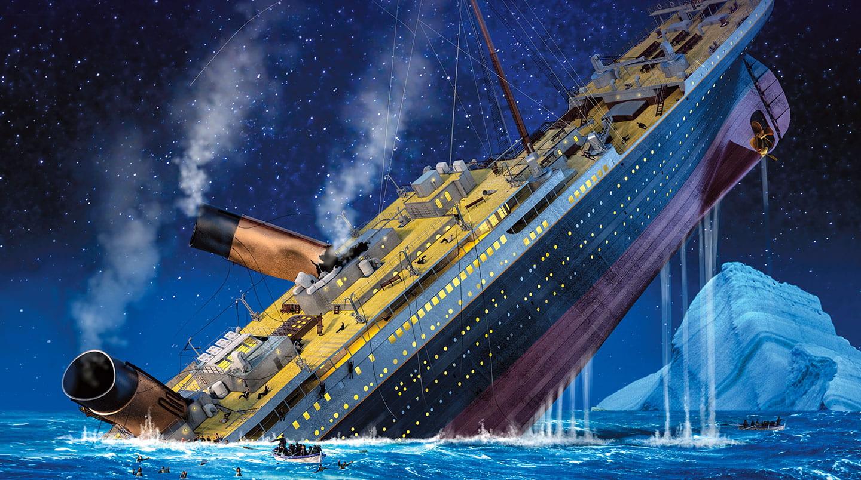 Kecelakaan Titanic