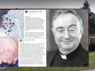 Kematian Misterius Pendeta Alfred Kunz
