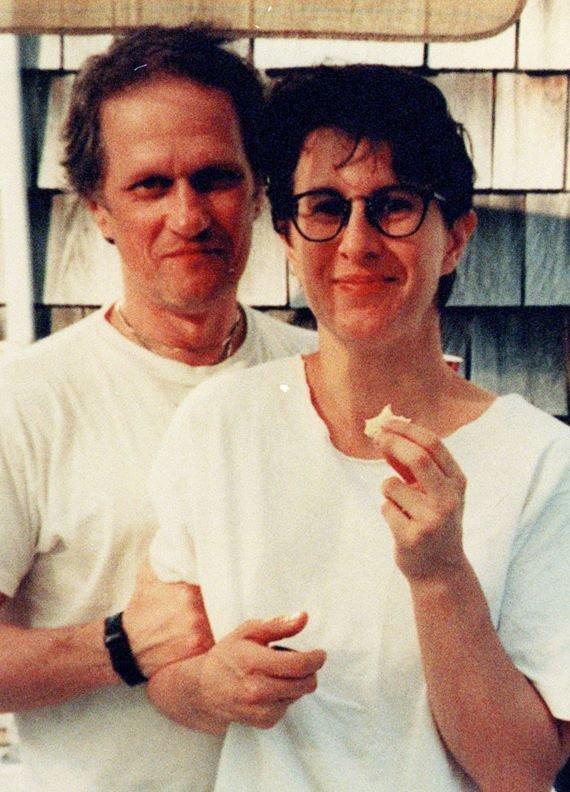 Michael Sullivan dan Camden Sylvia