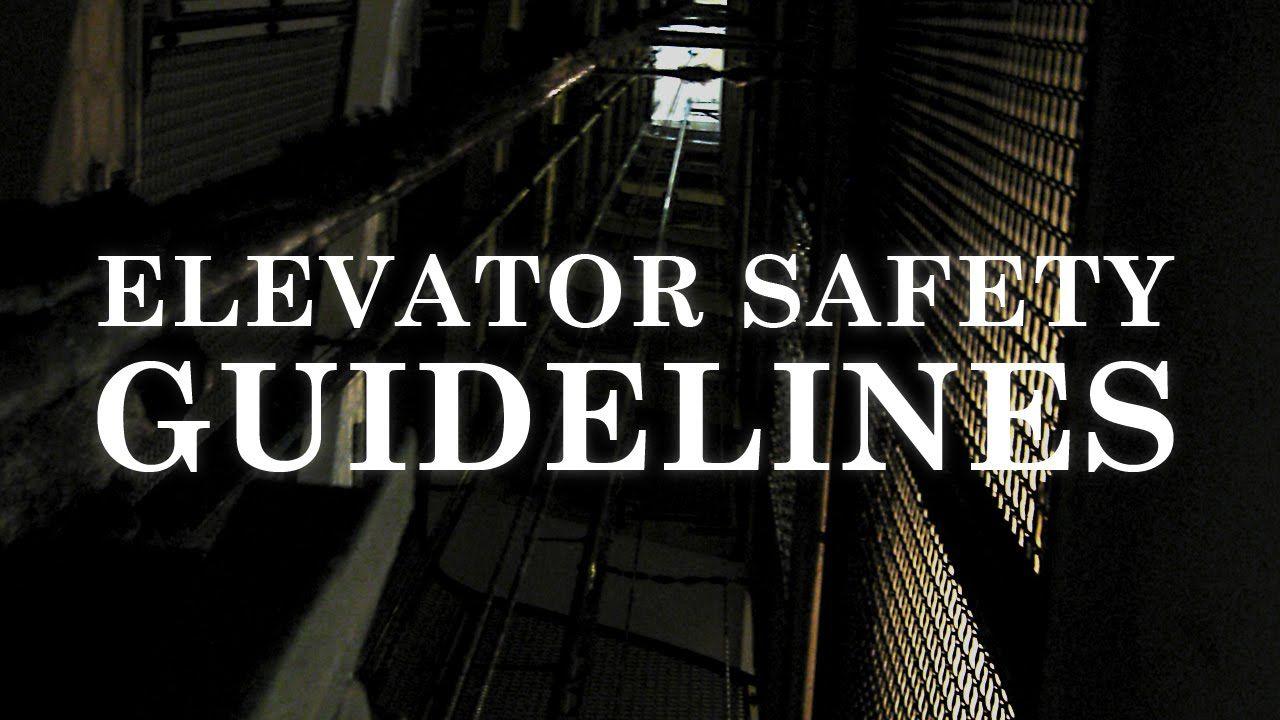 Panduan Keamanan Lift