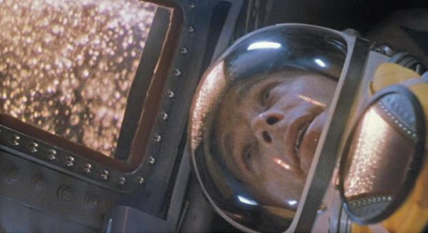 Pertemuan UFOAneh Astronot John Gleen