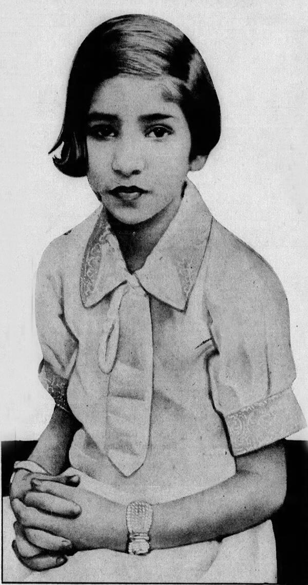 Shanti Devi Yang Muncul di Koran Pada Tahun 1937