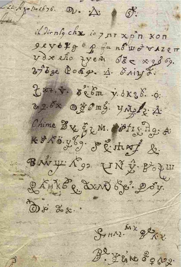 Surat Misterius dari Iblis