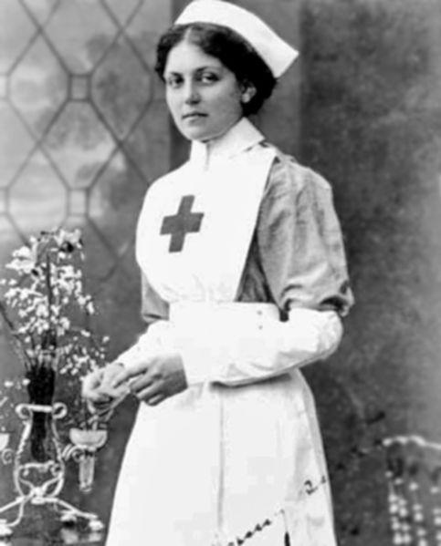 Violet Constance Jessop