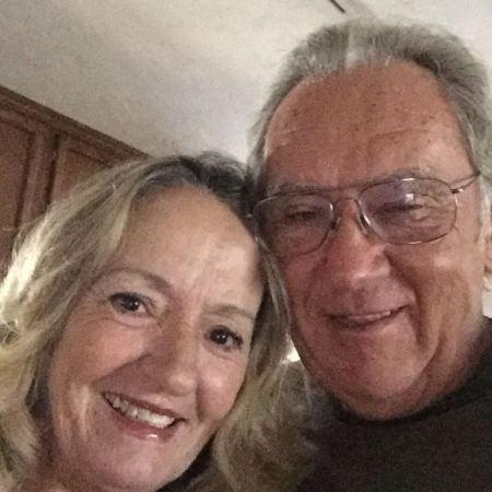Kat Bersama Suaminya, Warren Sundquist