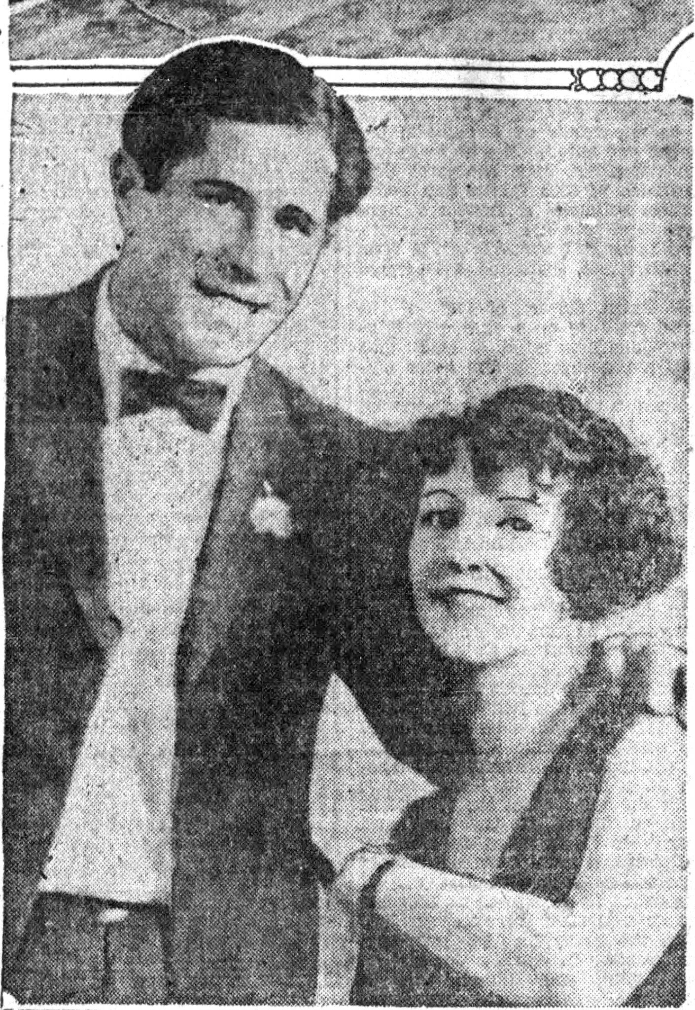 Samuel Rizzio dan Ruth Blackburn
