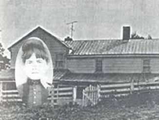Greenbrier Ghost, Hantu yang Menyelesaikan Pembunuhannya Sendiri