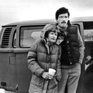 James Tedford dan Pearl Tedford