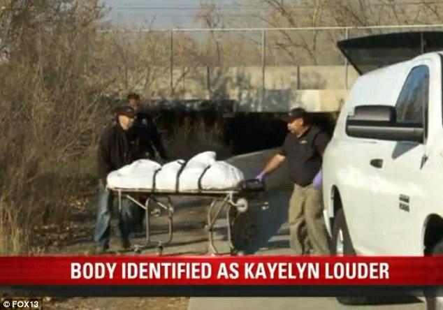 Jasad Kayelyn Louder Ditemukan Satu Bulan Kemudian