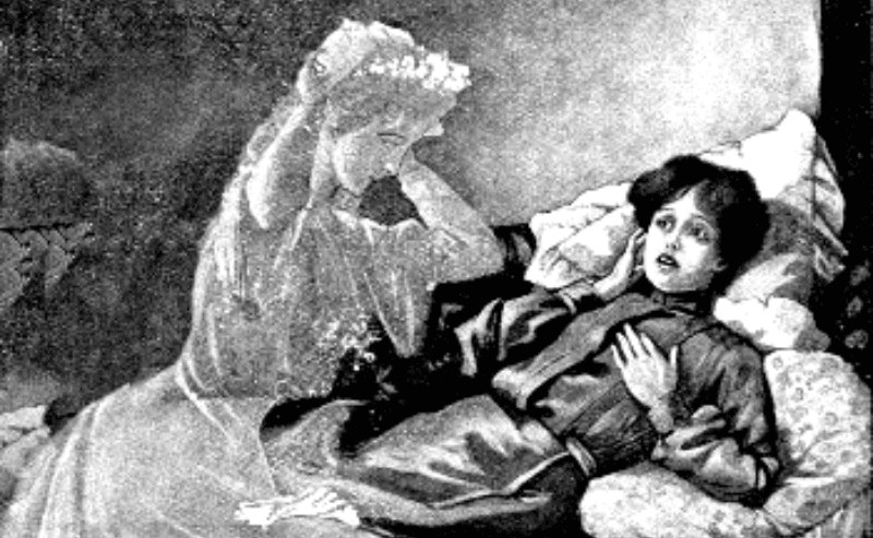 Mimpi Hantu Mary Jane Heaster