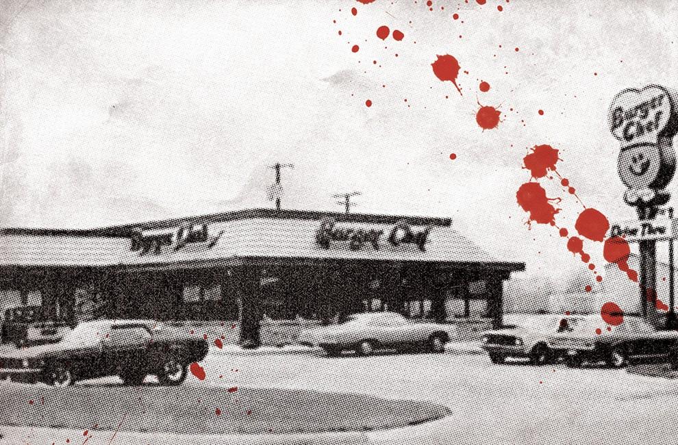Misteri Kasus Pembunuhan Restoran Burger Chef
