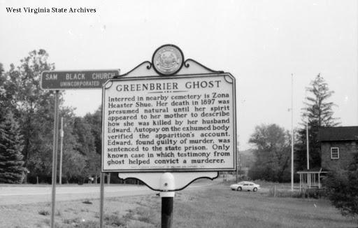 Papan Greenbrier Ghost