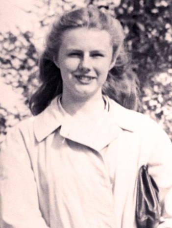 Paula Jean Welden