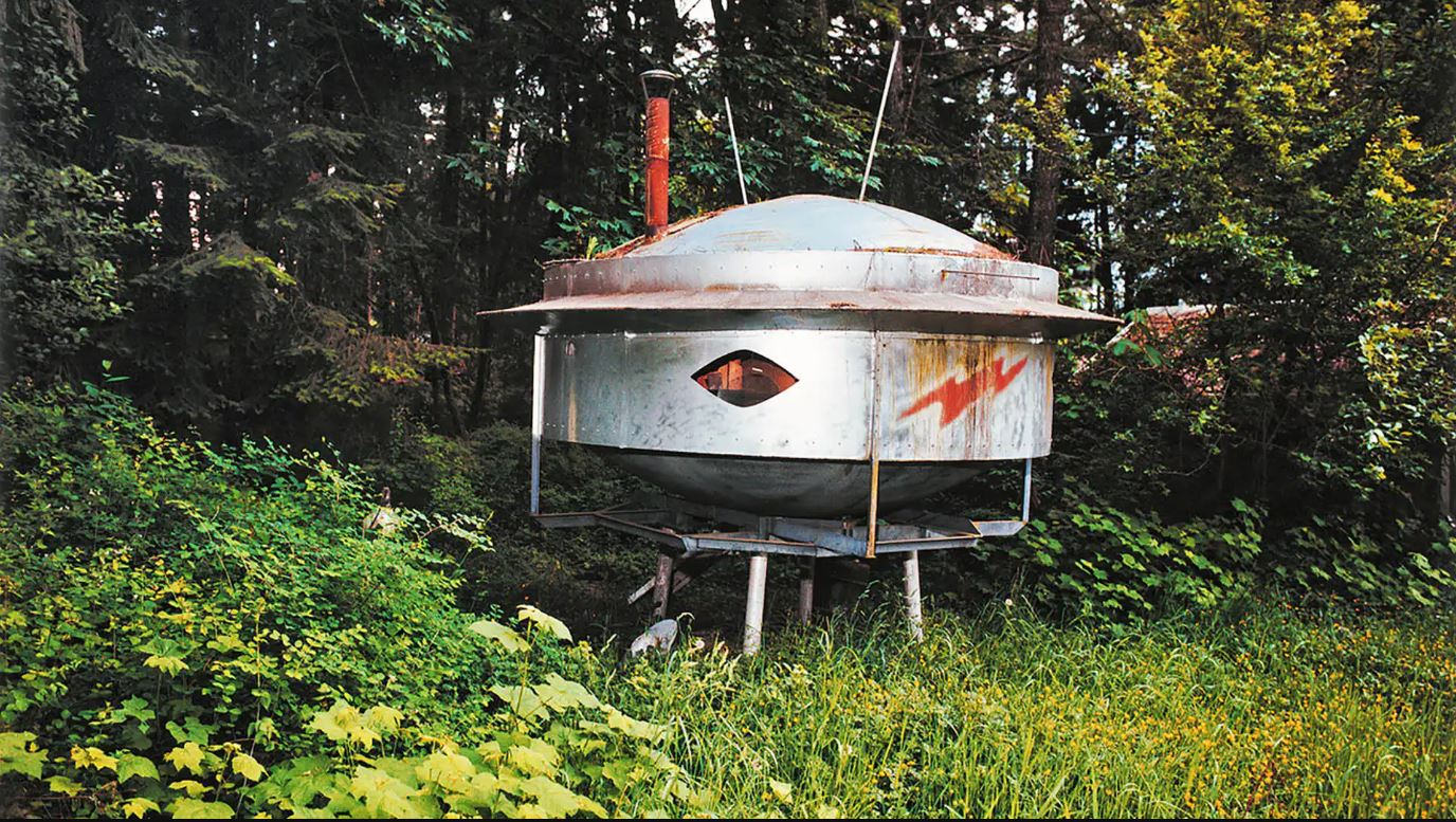 UFO Buatan Granger Taylor
