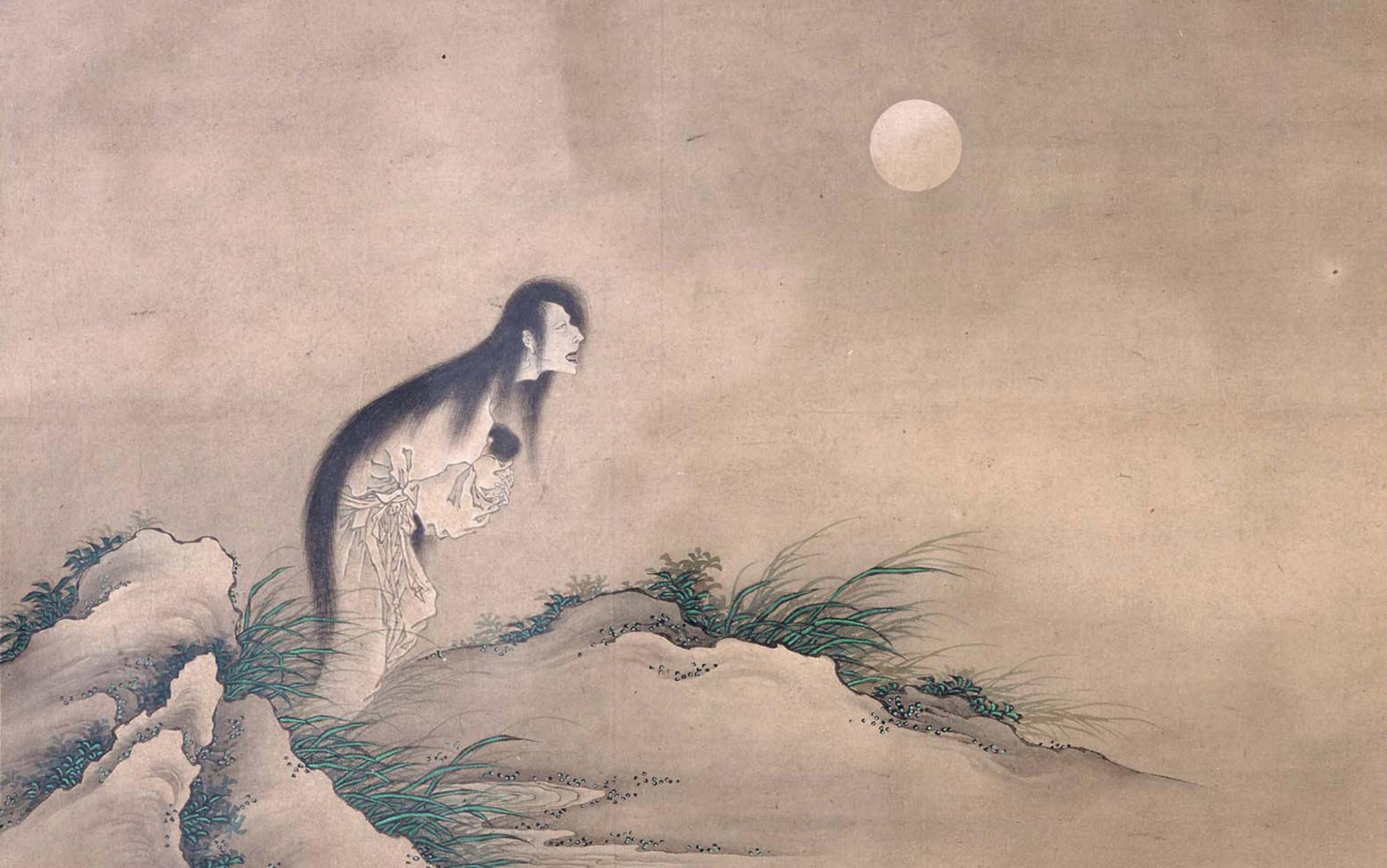 Legenda Ikiryō, Hantu Dari Orang Hidup di Jepang
