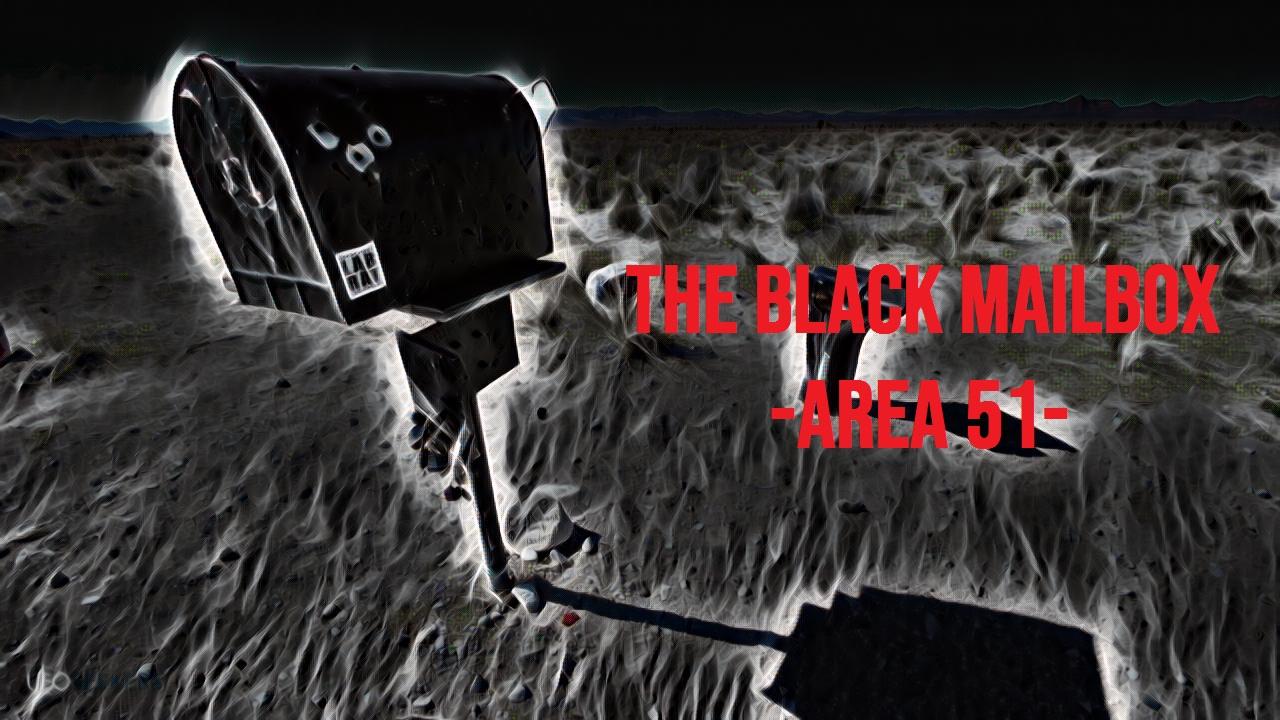 Misteri Kotak Surat Hitam di Area 51